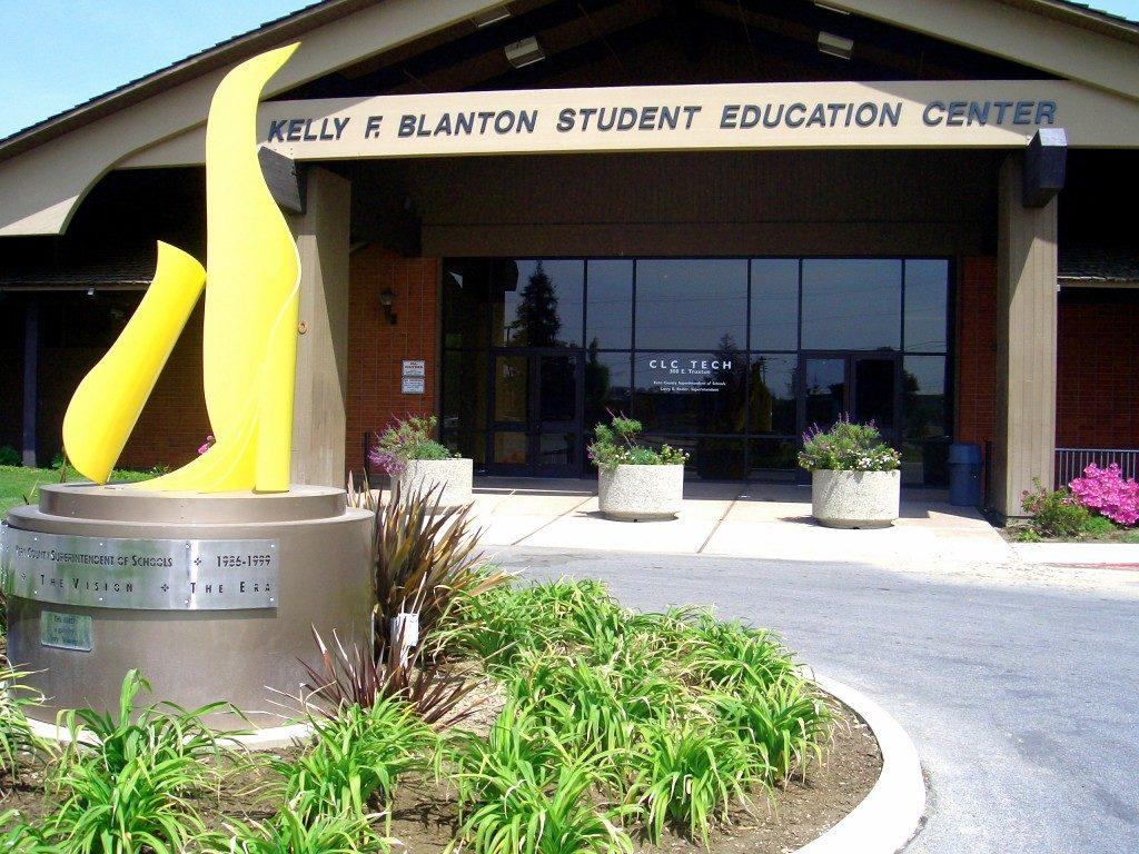 Blanton Education Center