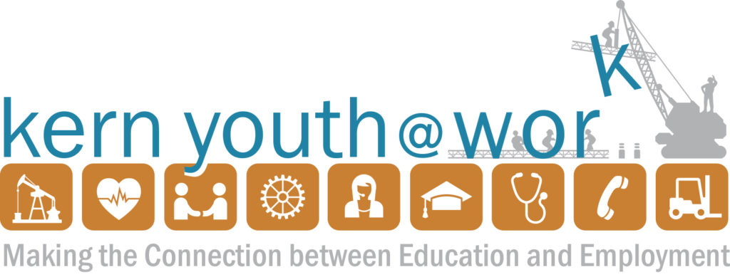 Kern Youth @ Work logo