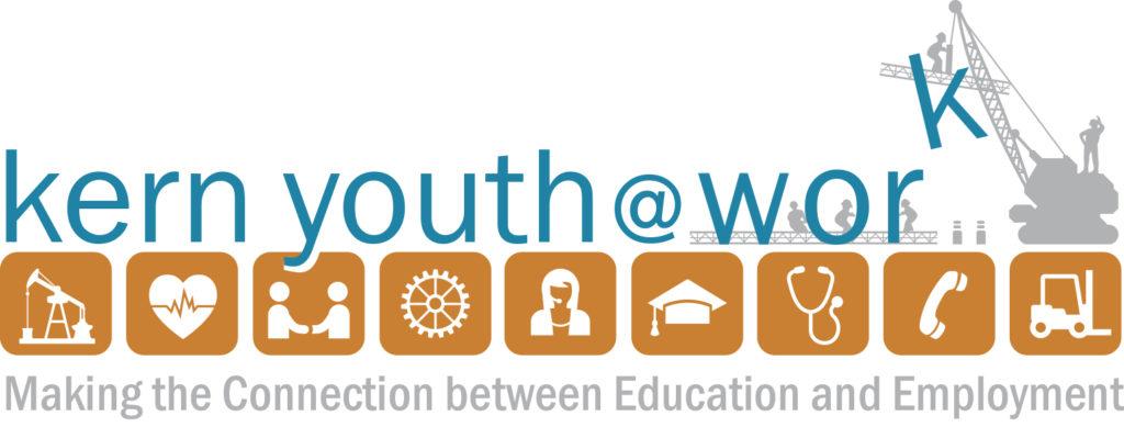 Kern Youth @ Work logo