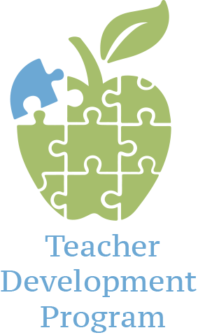 Teacher Development Program Logo