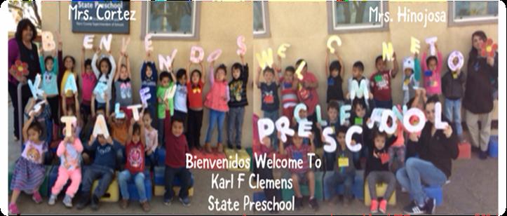 Karl F. Clemens State Preschool