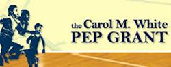 Carol M. White Physical Education Program Logo
