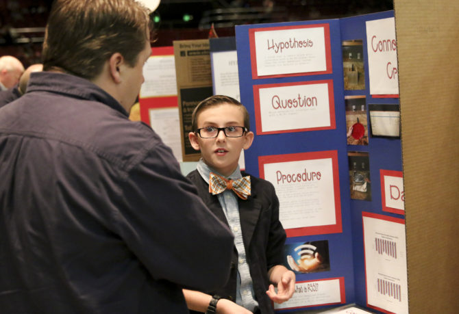 Youth @ the Science Fair