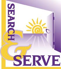 Search & Serve logo