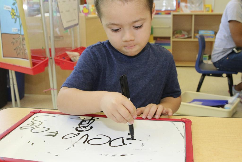 Richard Preschoolers