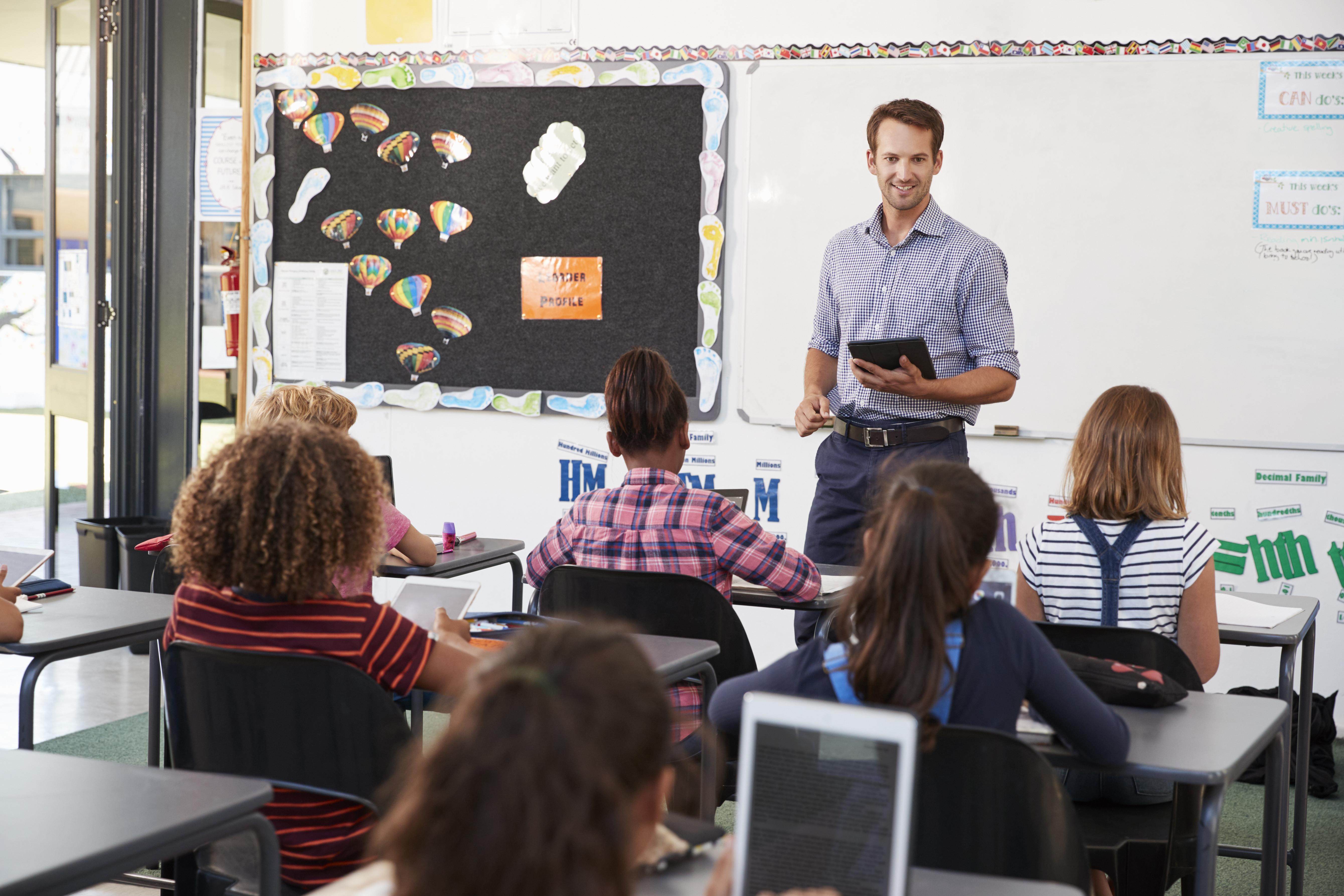 Teacher info session set for November 7