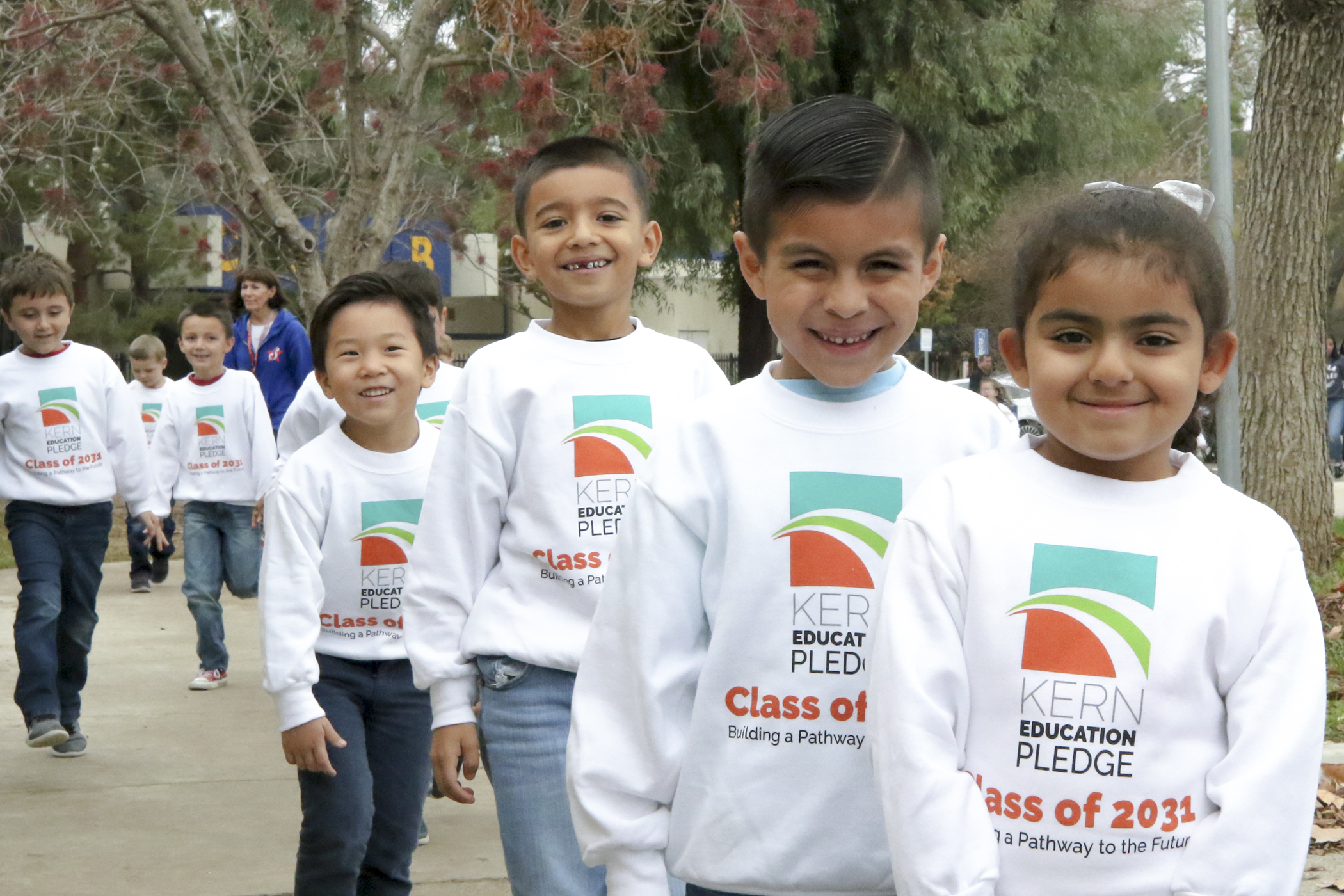 County leaders launch Kern Education Pledge