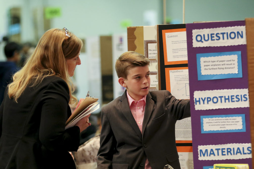 Kern County Science Fair