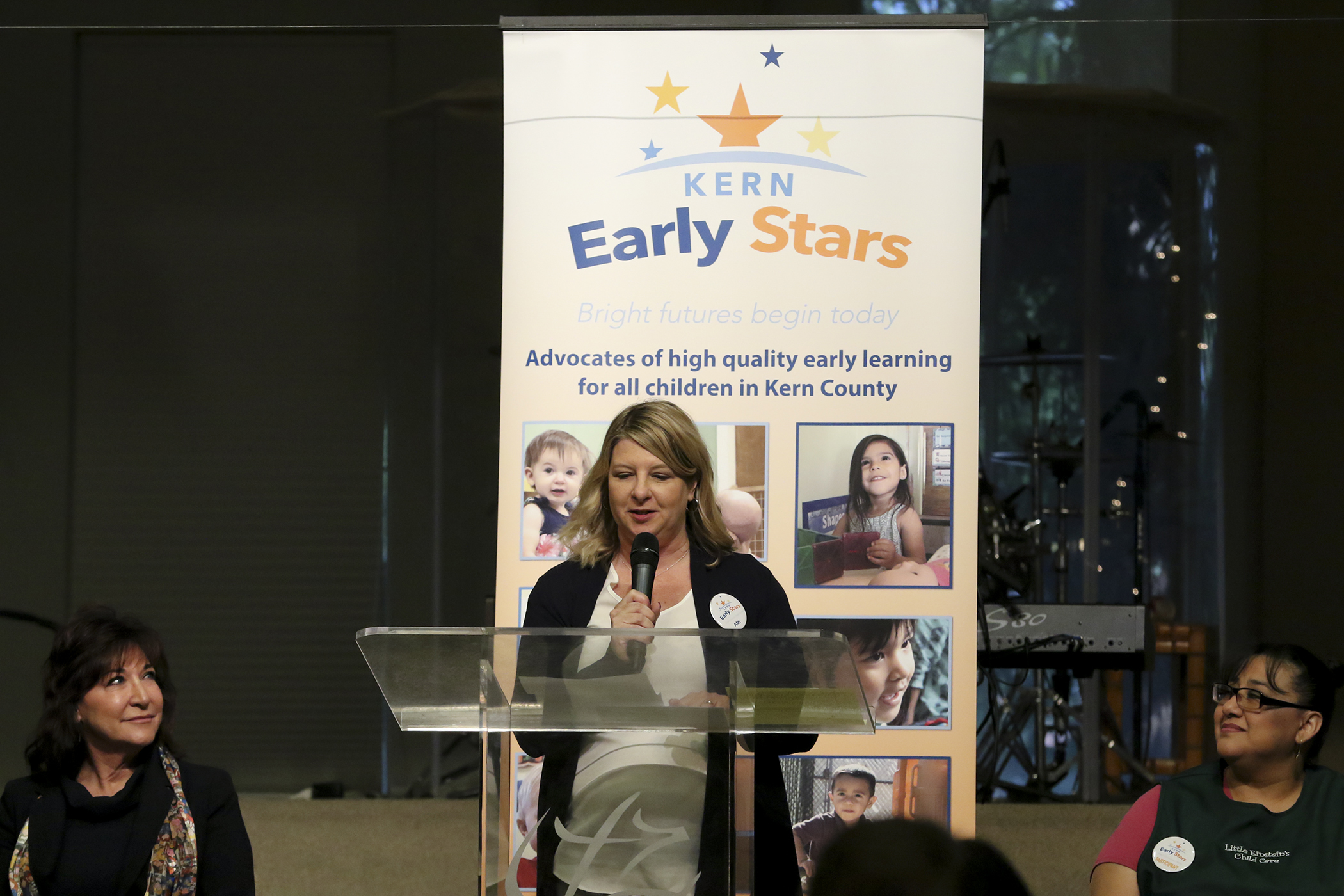 Kern Early Stars Program Launched