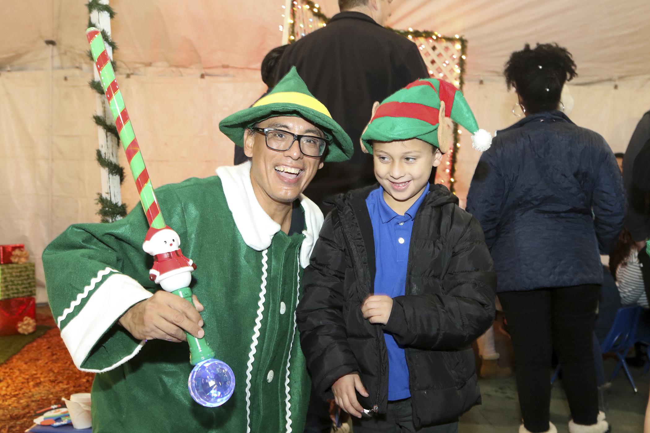 KCSOS Holiday Party 2019 held at CALM