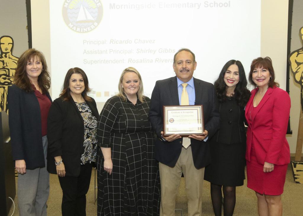 2020 Distinguished Schools