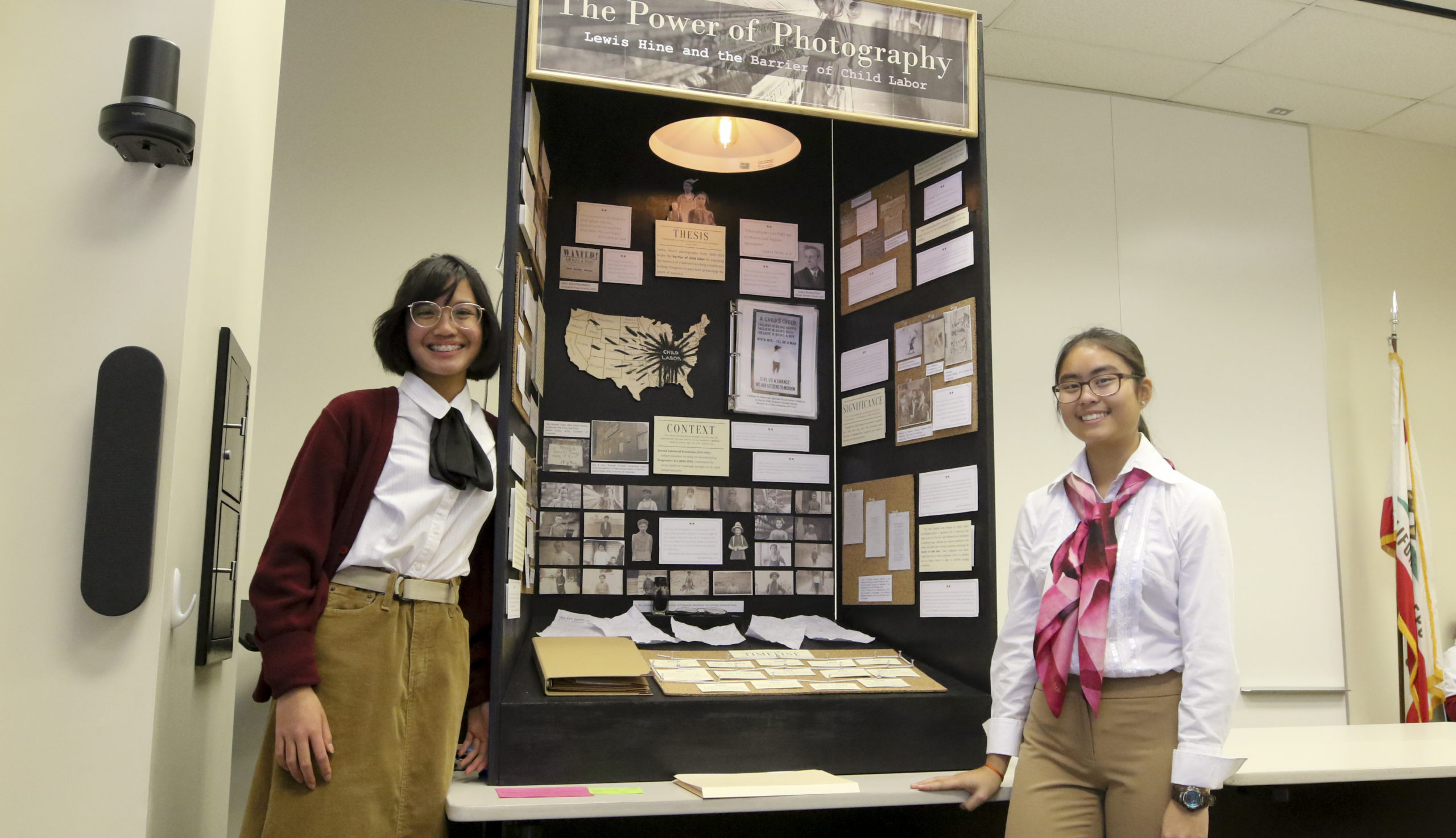 History Day Results Announced