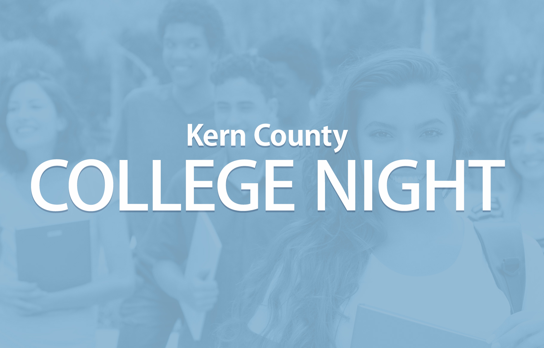 Kern County College Night Info Sessions