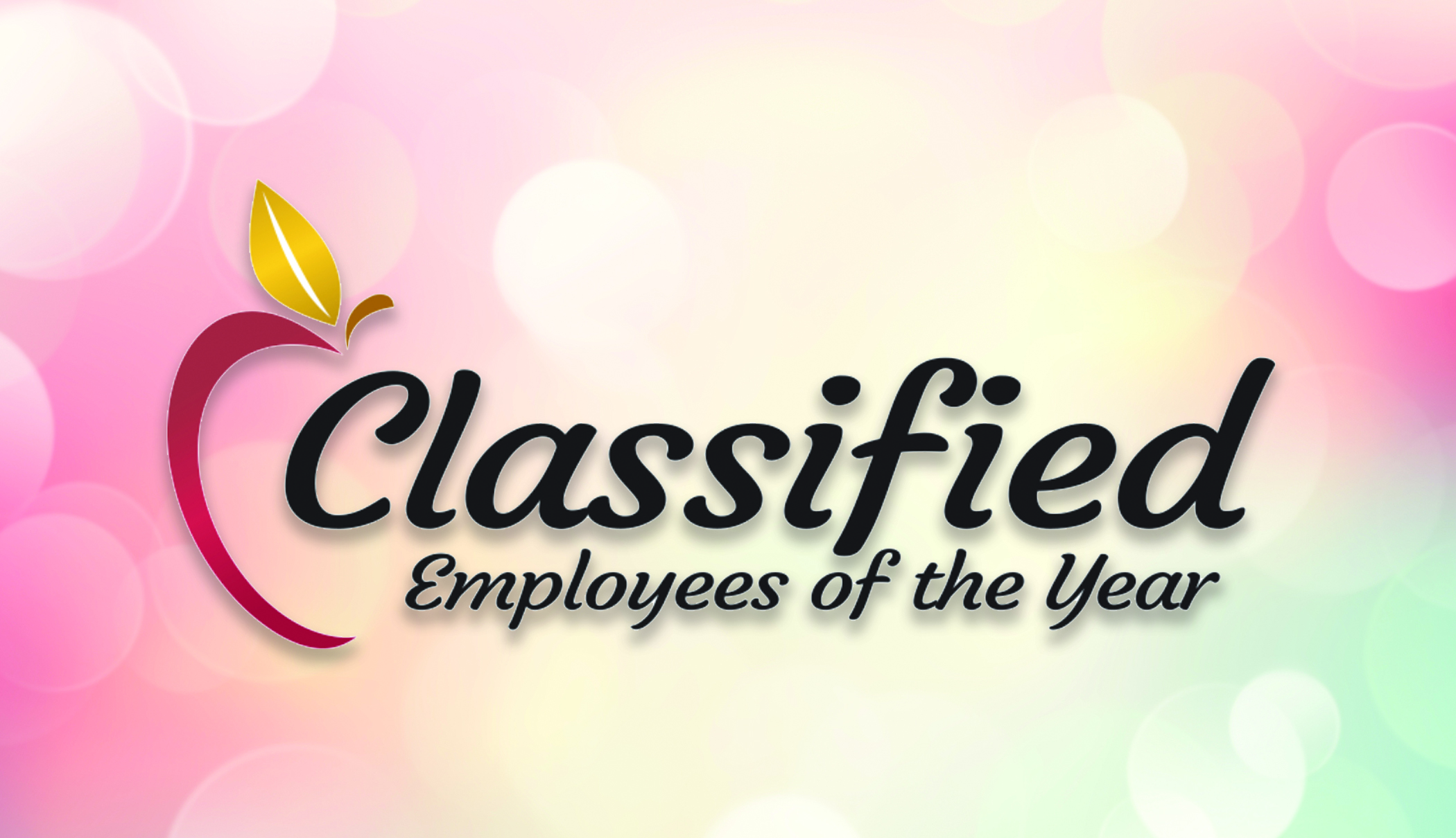 Classified Employees of the Year Named